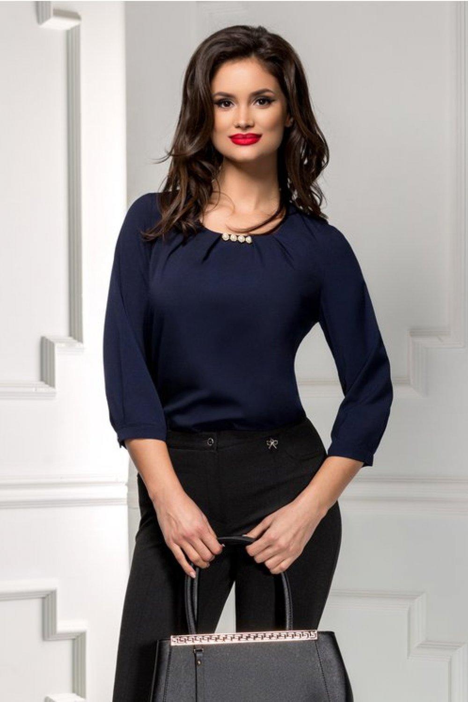 bluza casual smart
